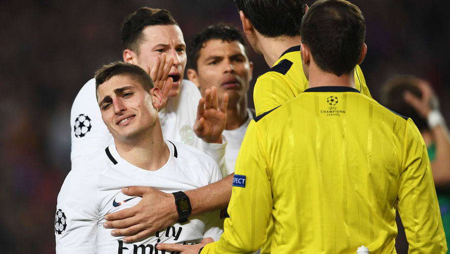 Paris Saint Germain Insist Midfield Maestro Marco Verratti Will Not Be Sold This Summer