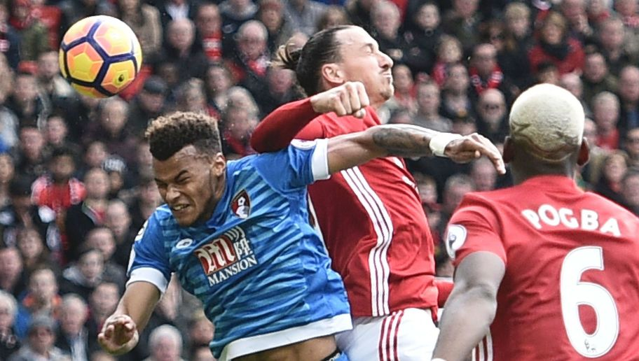 Zlatan Ibrahimovic and Tyrone Mings Charged With Violent Conduct by FA Following Saturday Clashes
