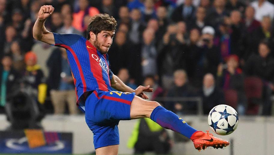 Sergi Roberto Woke Up After Barcelona's Epic Comeback Unsure If it Had All Been a Dream