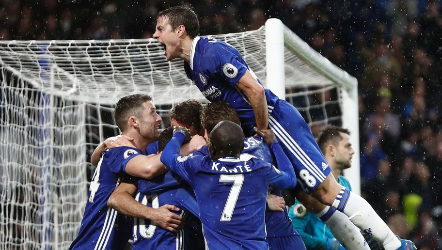 PHOTO: Chelsea Fan Site Claims to Show Blues 'Leaked' Nike Kits for Next Season
