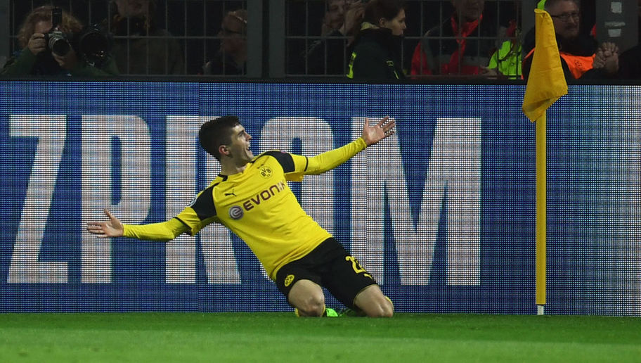 Liverpool Fans Urge Club to Sign Dortmund Youngster Christian Pulisic After Wednesday Wonderstrike