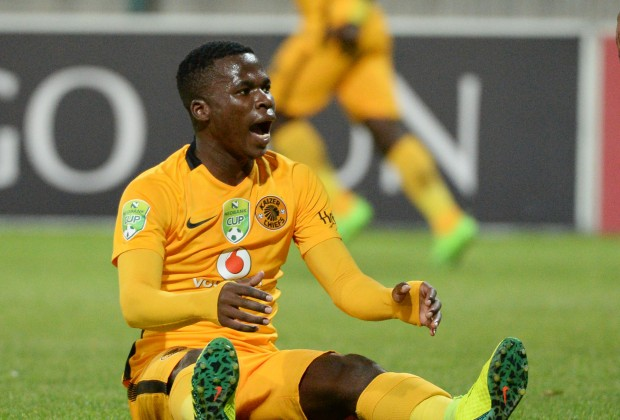 Chirambadare on his way out of Kaizer Chiefs