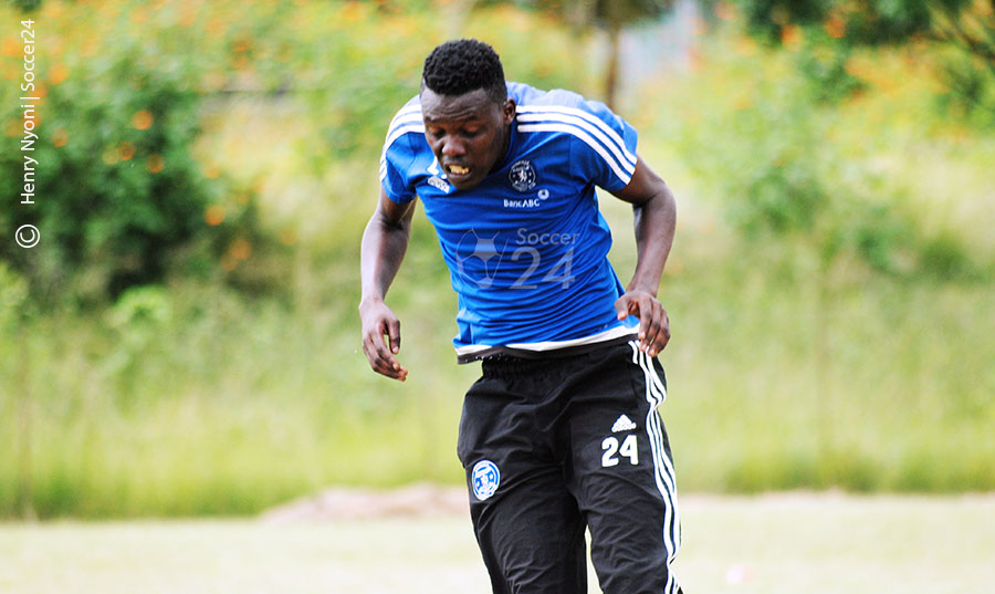 Denver Mukamba back at Dynamos