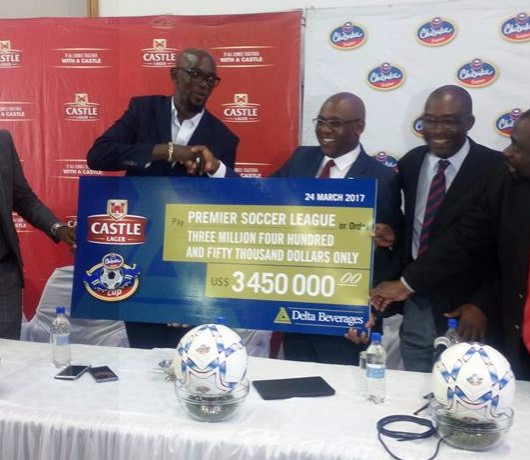 Delta unveils new sponsorship package for Zimbabwe Premier Soccer League
