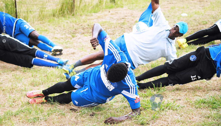 Cameroonian Striker Signs For Dynamos