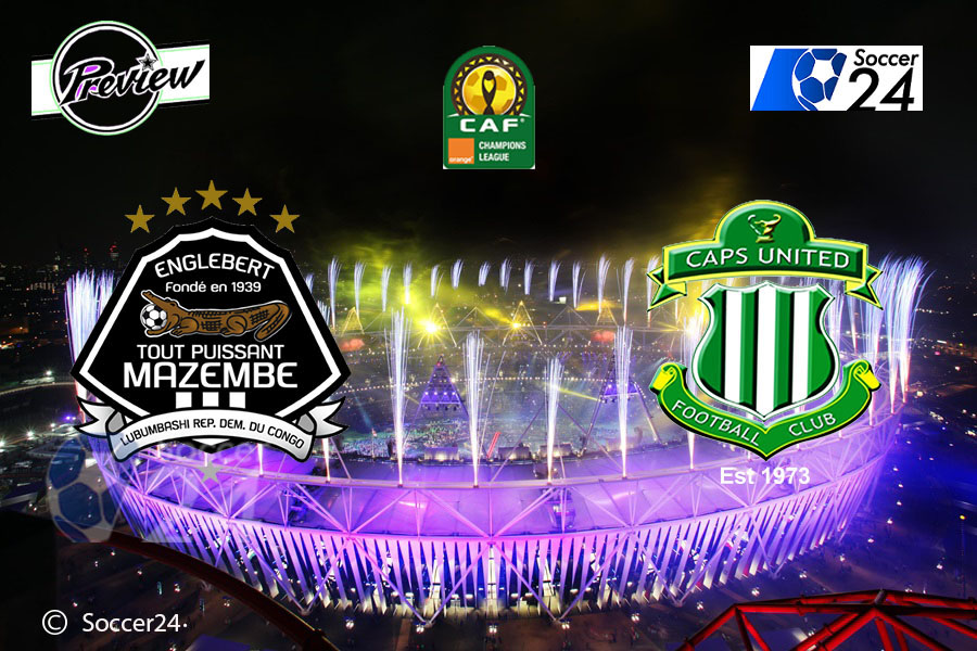 CAF Champions League Preview: TP Mazembe vs CAPS United