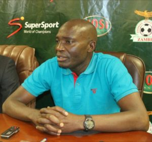 Zambian coach speaks on friendly