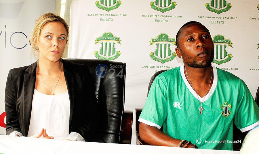 Zvirekwi : CAPS United have to show character against TP Mazembe