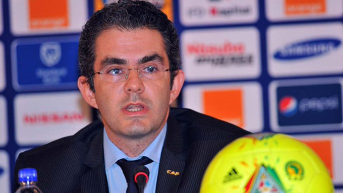 CAF Secretary General , El Amrani resigns