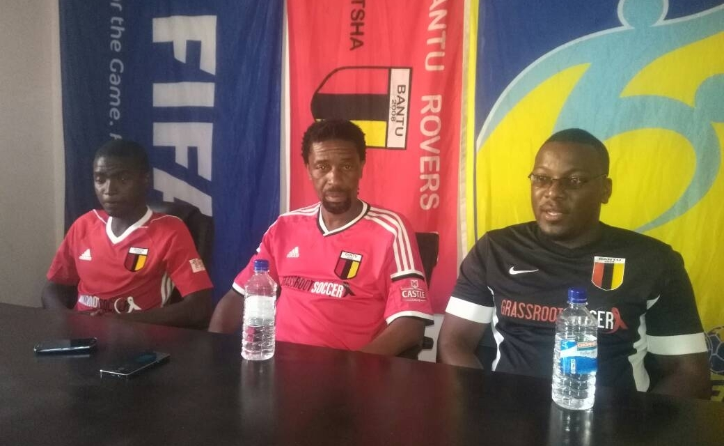 Methembe Ndlovu named Bantu Rovers substantive head coach
