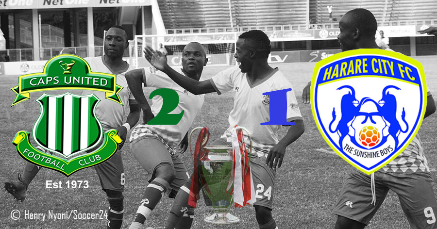 CAPS United vs Harare City: Player Ratings