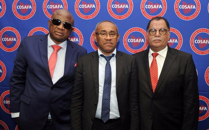 Chiyangwa attends AFCON Organizing Committee meeting