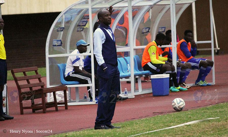Kelvin Kaindu joins native Dynamos