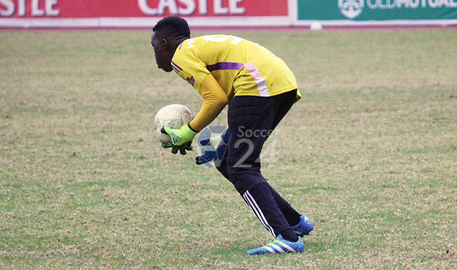 Dynamos goalkeeper undergoing trials in South Africa