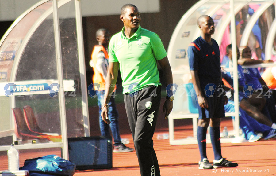 Mapeza not happy after dropping points at Mandava