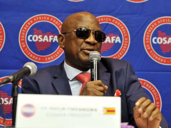 COSAFA suspends Namibian official for assaulting Chiyangwa