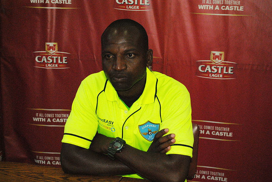 Chikuni blames Chapungu defeat on chaotic organization of weekend matches