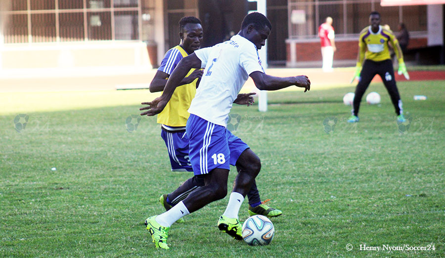 Ntouba cleared to play for Dynamos