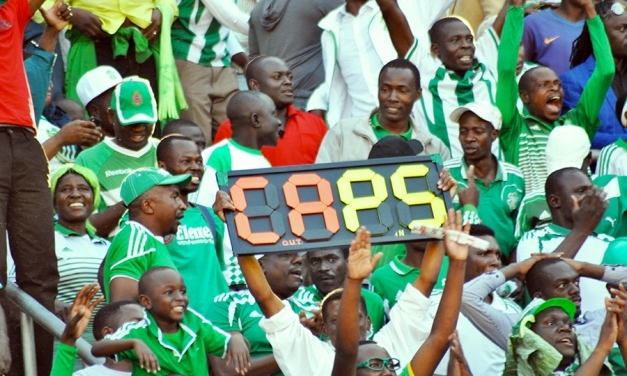 God is smiling on CAPS United: Darlington Dodo