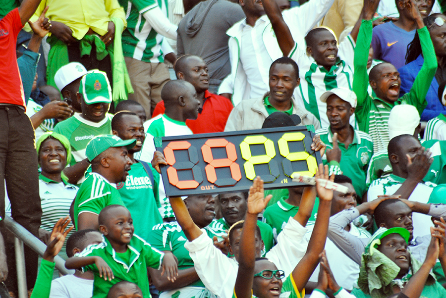 CAPS announce gate charges for Harare Derby
