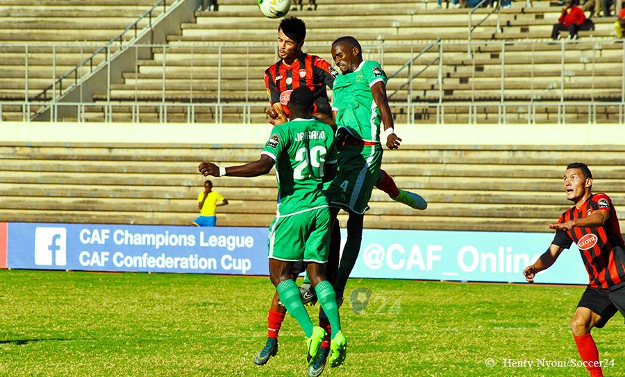 CAPS United depart for Algeria