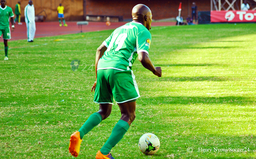 Chafa not ruling out Dynamos return