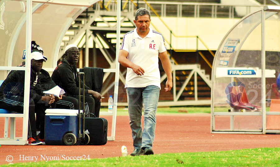 Official: Ngezi appoint Akbay as new coach