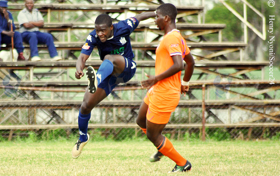 Harare City vs. Ngezi Platinum Stars in pictures