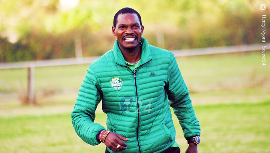 Mapeza expects a tough game against Highlanders
