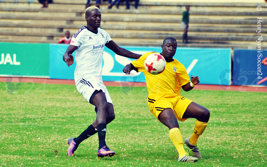 Official : Highlanders confirm Mutuma departure