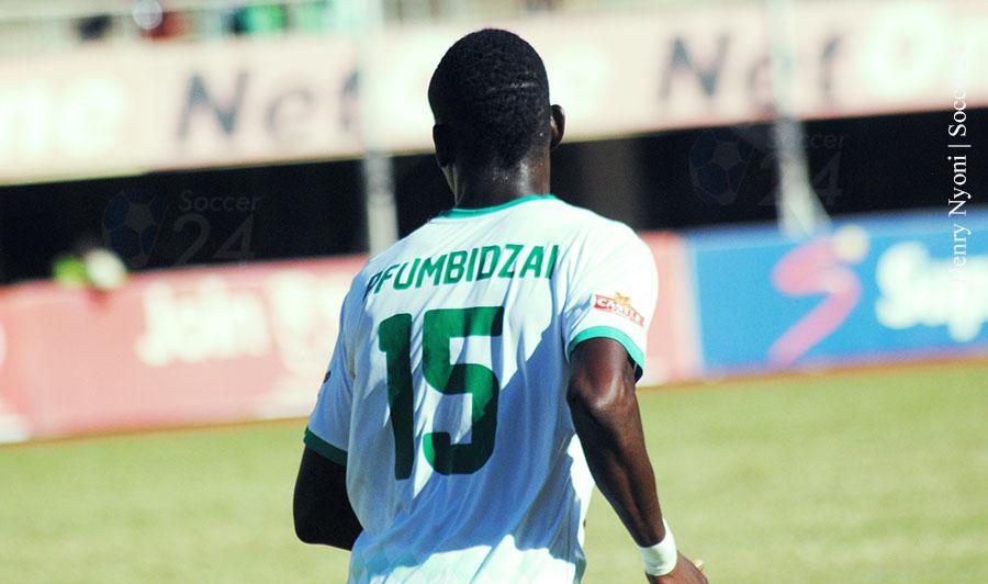 Pfumbidzai wants to market himself at Afcon