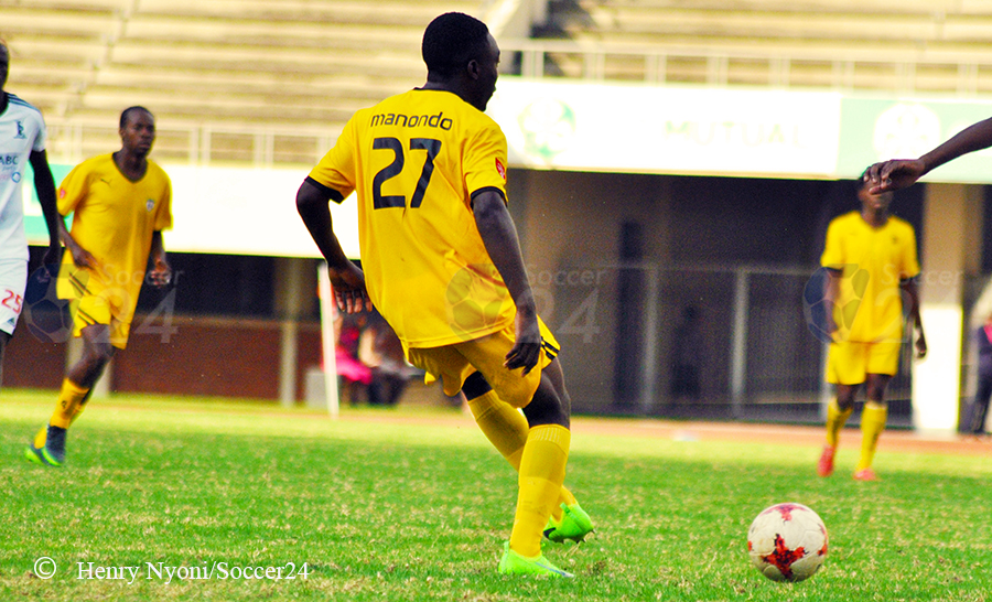 Harare City blocks Manondo move to Dynamos