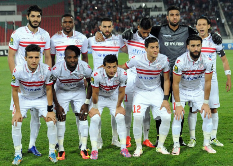 Zamalek Coach confirms 21 member squad to face Caps United