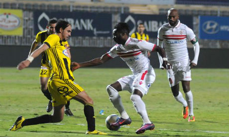 Zamalek back to winning ways in the Egyptian league ahead of Caps United clash