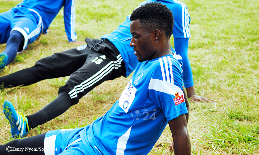 Gift Saunyama out injured – again!