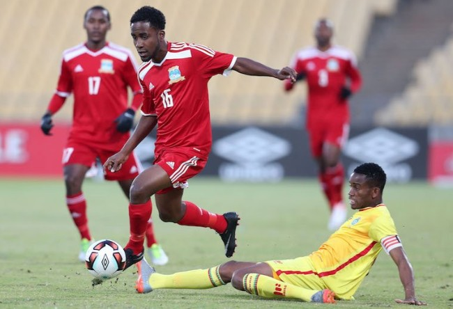 Warriors wallop Seychelles to book a place in the Cosafa Cup  quarterfinals