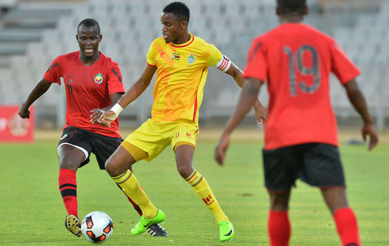 Karuru wants Cosafa Cup more than goal record