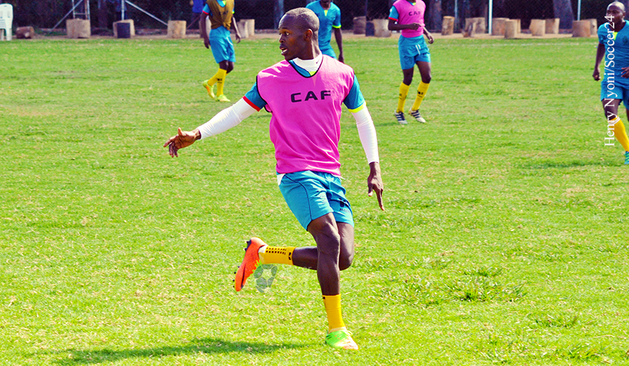 Warriors dismiss Musona rumours