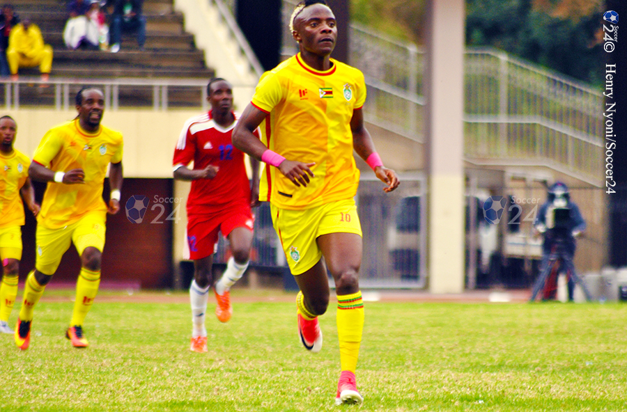 Why Kuda Mahachi is not going to Cosafa tournament