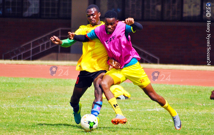 Warriors play out goalless draw with Madagascar