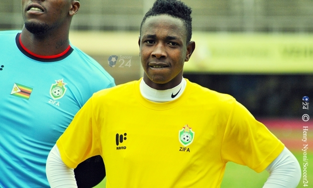 Prince Dube to captain Young Warriors team