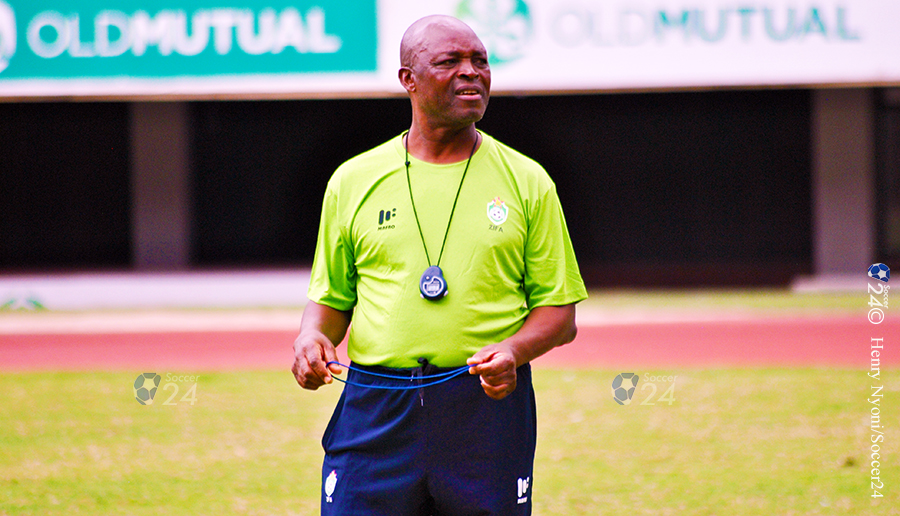 Warriors technical meet ahead AFCON Qualifiers