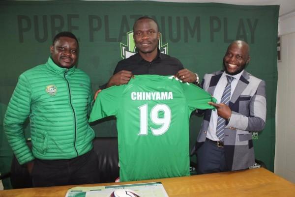 I am Zimbabwe's Zlatan claims Chinyama
