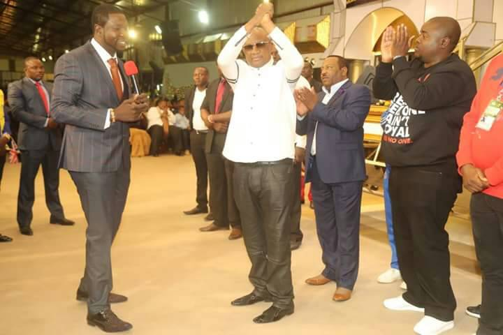ZIFA, Dr Magaya strike another deal