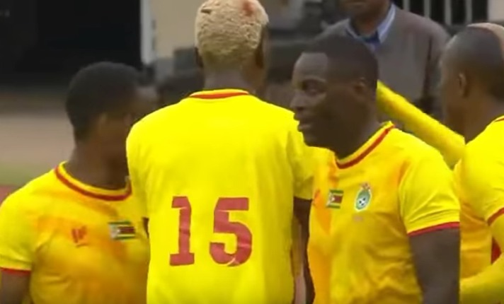 Video: Highlights Zimbabwe 3-0 Liberia
