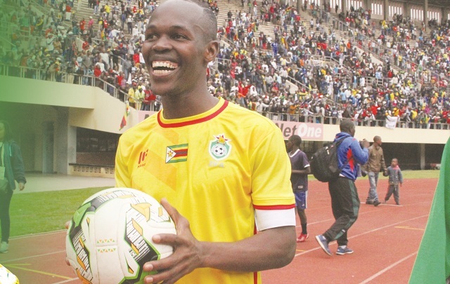 Musona included in CAF best XI