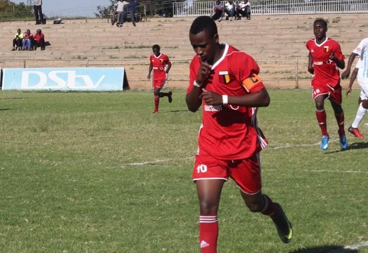 Bukhosi Sibanda joins SA National First Division side