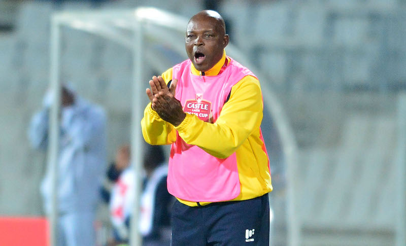 Chidzambwa happy after DRC draw