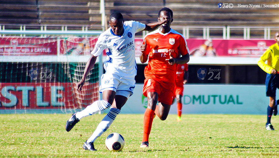 Video: Denver Mukamba's amazing skills against ZPC Kariba
