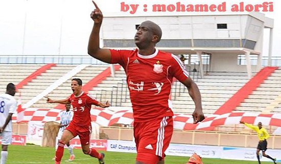Al Ahli Tripoli ordered to pay Sadomba $450 000
